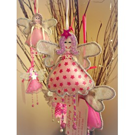 Fairy Character Decorations