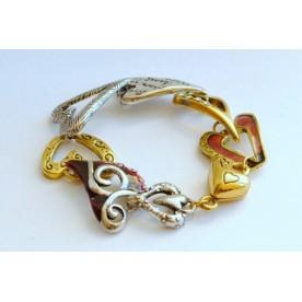 Amour Heart Bracelet