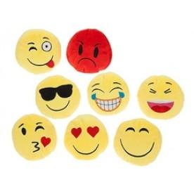 Emoji beanie stess balls