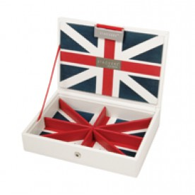 Mini Union Jack Lidded Stacker