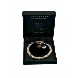 Charmology Caterpillar Gemstone Bracelets