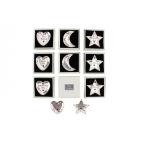 Sentiment Heart, Moon, Star Trinket Dish
