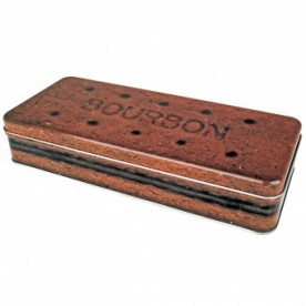 Bourbon Biscuit Storage Tin