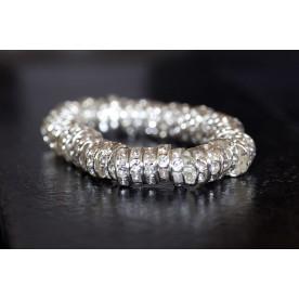 "Rhinestone Bracelet - ""Radiance"""